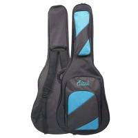 Tas Softcase Gitar Jumbo Gigbag Busa Tebal Guitar Eison EBG-066 Biru
