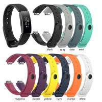 Tali jam strap Silicone sport loop Fitbit inspire HR