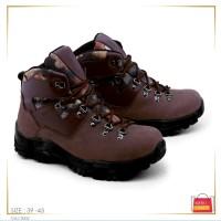 Sepatu Gunung Adventure Hiking Branded Original GARSEL Murah