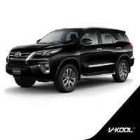 Kaca Film VKOOL Toyota Fortuner (Depan VK40)