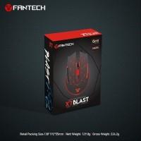 Mouse Gaming Macro Fantech X7 Blast (Sensor Kelas Gaming) Kabel nylon
