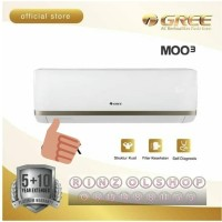 MOO3 SERIES AC SPLIT GREE GWC-07MOO3 3/4 PK NEW 2019