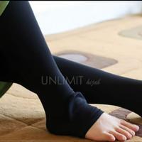 Legging Wudhu Jempol Import