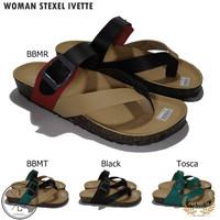 STEXEL IVETTE Sandal Wanita Casual Handmade Premium Original