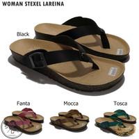 STEXEL LAREINA Sandal Wanita Casual Handmade Premium Original