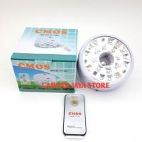 Emergency Lampu CMOS / Lampu Emergency Fitting Cmos FT- 20L