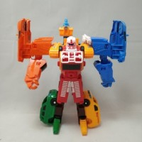 Mainan Anak - Robot Magma Tobot Mini Giga 6