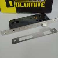 mortise lock swing/body kunci dolomite (tanpa cylinder)