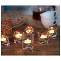 IKEA VASNAS ~ Tempat Lilin Kecil Kaca