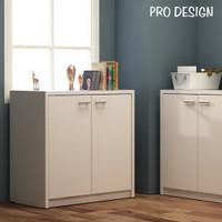 Pro Design Volta Bufet Dengan 2 Pintu