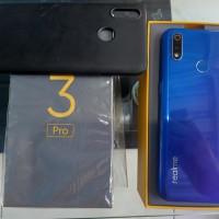 Realme 3 Pro 6/128 fullset garansi panjang