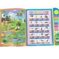 E-Book Muslim ebook 4 bahasa islamic mainan edukasi Anak buku pintar
