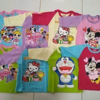 Kaos Anak / UK 1-2 sampai dengan 4 tahun