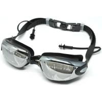 Grilong kacamata renang dengan penutup telinga HQ kaca mata