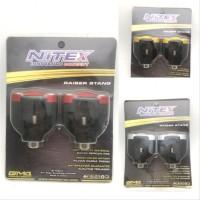 Exclusive Nitex Peninggi Raiser Stang Standar Prom SSXCR7799