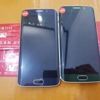 Samsung S6 Edge 64GB single seken lengkap no minus