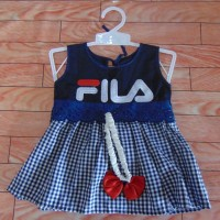 Little's Collection FILA dress anak
