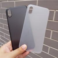 Ultrathin Case iPhone X - Xr - Xs - XsMax