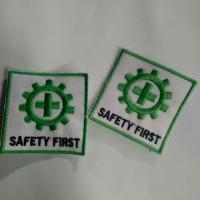 Logo Emblem Safety First Kotak