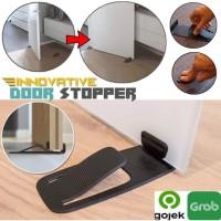 Alat penahan Pintu / Pengganjal pintu Injakan Spring Door Stopper