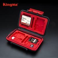 Memory Card Case Storage KINGMA for SD/TF/CF/MICRO SIM/NANO SIM Card