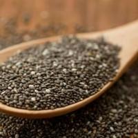 Organic Black Chia Seed Repack 100 Gr - Cia Seeds Organik Halal Vegan