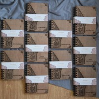 Paket 25 Notebook Premium A5