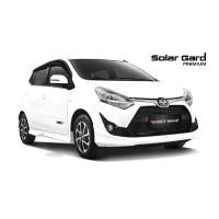 Kaca Film Solargard Premium Black Phantom Full Body Toyota Agya