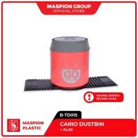 Maspion Tempat Sampah Mobil Plastik - Cario Dustbin