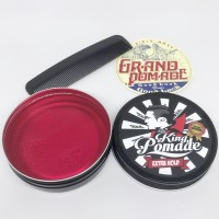 KING POMADE EXTRA HOLD BESAR WATER BASED BPOM