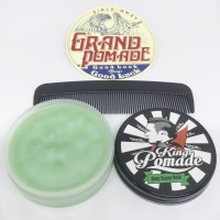 KING POMADE KING SUPER HOLD KECIL OIL BASED