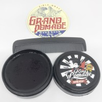 KING POMADE EXTRA HOLD KECIL WATER BASED BPOM