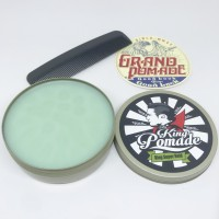 KING POMADE KING SUPER HOLD BESAR OIL BASED BPOM
