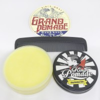 KING POMADE KING MEDIUM HOLD KECIL OIL BASED