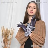 Sarung Tangan Musim Dingin Kulit , Gloves Winter Touch Screen Wanita