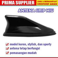 Antena Sirip hiu / Antena Shark Fin / Antena Mobil Variasi Sirip Hiu