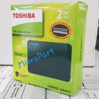 Toshiba Hard Disk External 2 TB USB 3.0