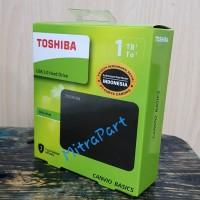 Toshiba Hard Disk External 1TB USB 3.0