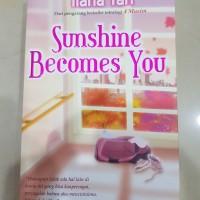 Novel Iliana Tan - Sunshine Becomes You