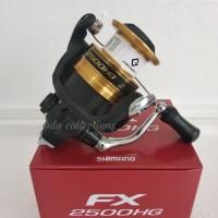Reel SHIMANO FX 2500 HG FC drag 4kg 3bb new 2019 katrol pancing 2500HG