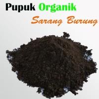 Pupuk Super Organik / Sarang Burung Kemasan 1 Kilo Gram - repack