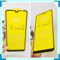 "KOREAN Tempered Glass Redmi 8 6.21"" FULL SCREEN TG 9D Xiaomi Redmi 8"