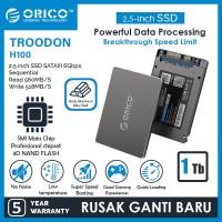 ORICO 1TB SSD 2.5-Inch SATA3.0 TROODON SERIES - H100-1TB