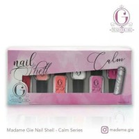 madame gie nail shell kutek / peel off