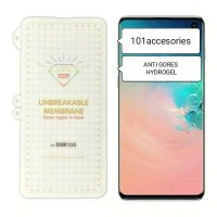 SAMSUNG GALAXY NOTE 10 PLUS 2019 HYDROGEL ANTI GORES FULL COVER