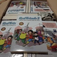 Komik Islami - REAL FRIENDS 2 Tony Trax Real Masjid Buku Anak Dewasa