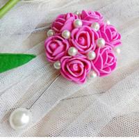 Tuspin bunga mutiara