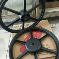 VELG / PELEK RECING ZIGEN ROSSI YAMAHA MATIC MIO RING 17