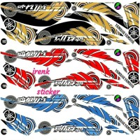 striping sticker decal polet yamaha fino 2015 2016 2017