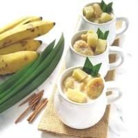 kolak ubi n pisang